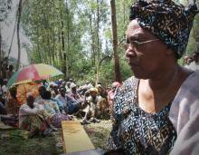 Duhozanye: A Rwandan Village of Widows