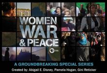 Women, War and Peace: I Came to Testify